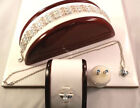 Topaz Sterling Silver Handcrafted Bracelets