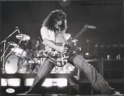 Van Halen Signed