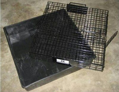 RUGGED RANCH The Squirrelinator - 0 72332 Squirrel Trap NEW