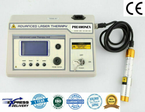 Low Level Laser Therapy Cold Laser Therapy Computerised Therapy Machine DHL P