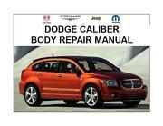 Dodge Caliber Repair Manual