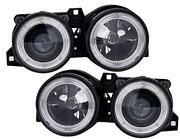 BMW E30 Angel Eyes