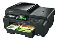 NEW Brother All-in-One Inkjet Printer/Fax, IN ORIGINAL UNOPENED BOX £69