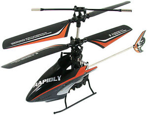 RC RTF 4CH Gyro Micro IR Helicopter Super Durable BRAND NEW