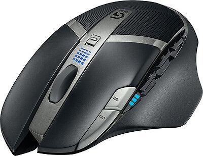 Logitech   G602 Wireless Gaming Mouse   Black