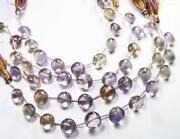 Faceted Ametrine