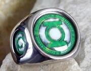 green lantern ring - Green Lantern Wedding Ring
