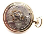 24 Hour Pocket Watch