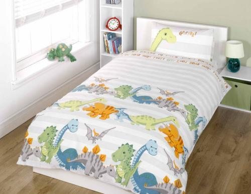 Toddler Boys Cot Bed Bedding Sets Ebay