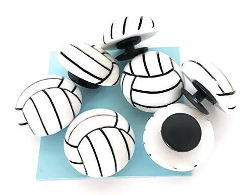 2 4 pc volleyball sports 3d resin