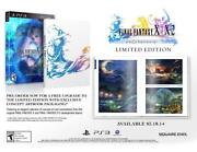 Final Fantasy Limited Edition