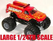 Monster Jam Backdraft