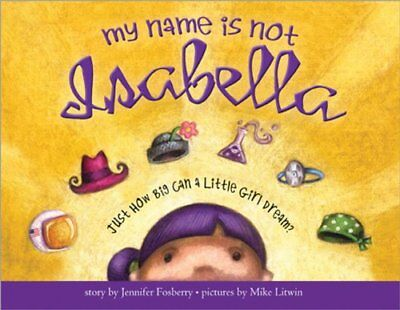 My Name Is Not Isabella  Just How Big Can A Little