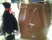 Vintage Leather Handbag Purse