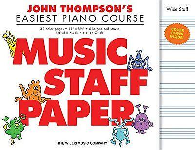 - JOHN THOMPSON'S EASIEST PIANO COURSE