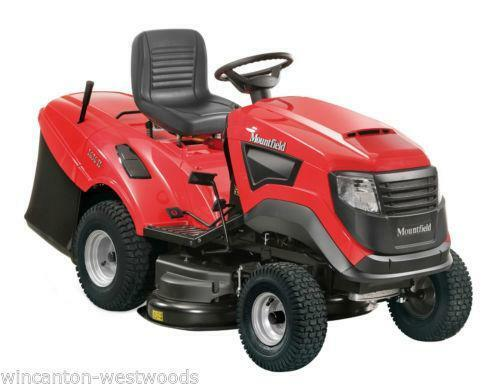 Ride On Mower >> Mountfield Ride On Mower Ebay