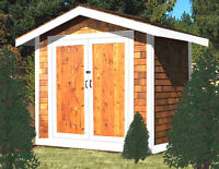 Need a SHED or BABY BARN,  call Kevin to build it for you.