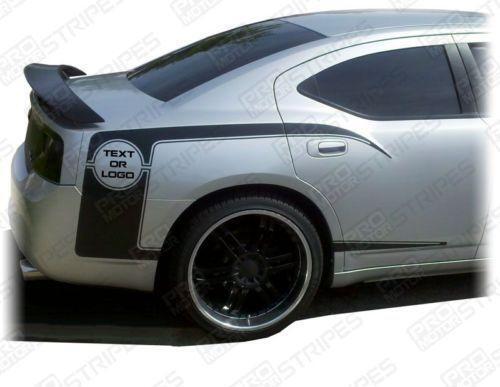 2007 Dodge Charger Decals Ebay