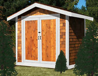Do you need a SHED or BABY BARN built for you in your yard?