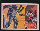 1966 Topps Batman A Series Red Bat Topps Batman Trading Cards