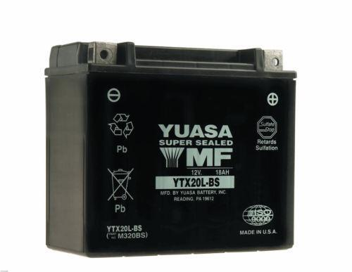 Yamaha grizzly 660 battery ebay for 2006 yamaha grizzly 660 battery