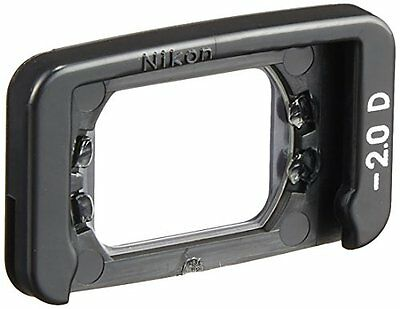 Nikon DK-20C -2 Eyepiece Auxiliary Correction Lens -2.0 Japan Import Free ship