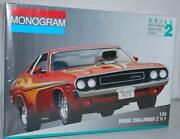 Dodge Challenger Model Kit