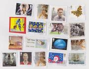 Used British Stamps
