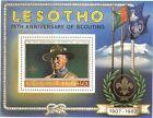 Boy Scouts Postal Stamps