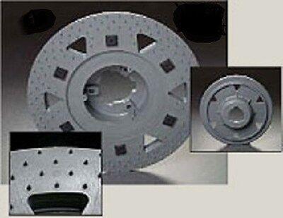 Malish 16 Tri-lok Pad Driver Wriser Np-9200 Plate Fits Most 17 Machines