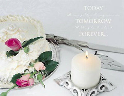 Today, Tomorrow, Forever Wedding Bulletins - 100 sheets](Wedding Bulletins)