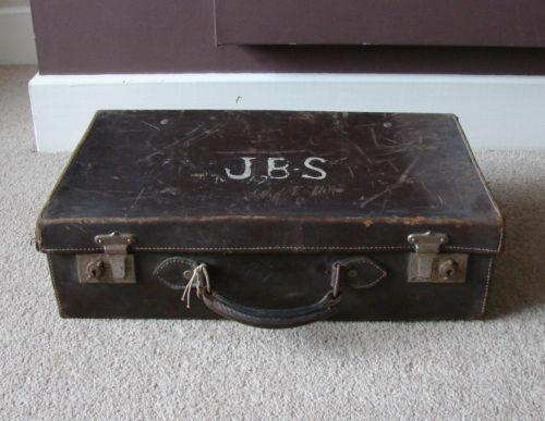 1940s Suitcase Ebay