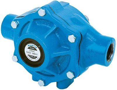 Hypro 1700c Roller Pump - 5-roller Cast Iron Pump
