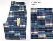Mens Madras Shorts