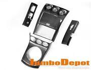 350Z Carbon Fiber Interior