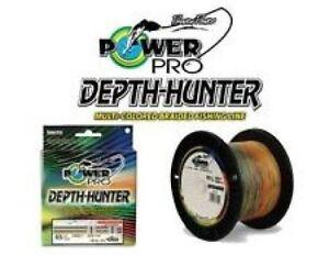 Power Pro Depth-Hunter 40lb. 1500 Yds
