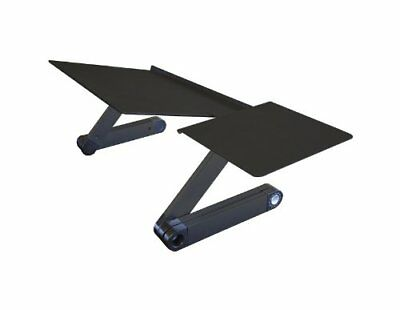 Keyboard Tray & Mouse Pad Adjustable Height & Angle Ergonomic Standing Computer