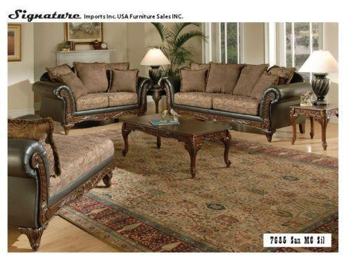 3 Piece Living Room Set Ebay