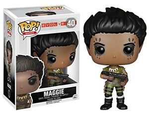 Funko POP Games: Evolve Maggie Action Figure