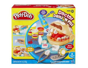 Play Doh dentist Doctor Drill N Fill Helps Keep Kids Teeth Healthy Best Giftidea