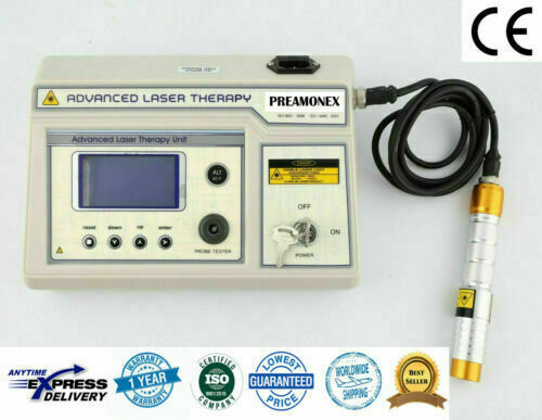 New Advanced Laser Physiotherapy Low level Laser therapy Diode Relief Therapy YH