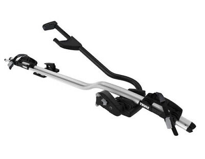 Thule 591 Pro Ride Bike Cycle Carrier Car Roof Rack Mounted Fully Lockable
