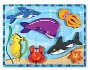 Melissa and Doug Chunky Puzzles