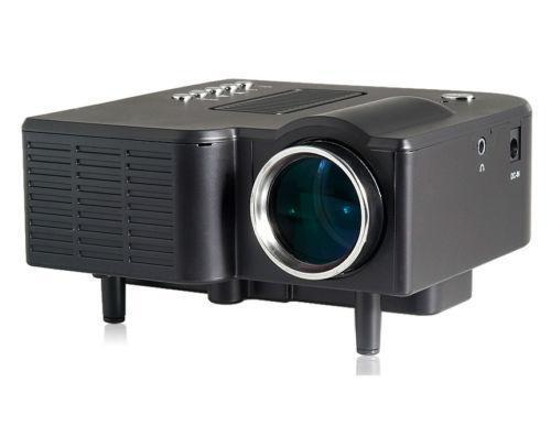 Mini projector hd ebay for Mini hd projector