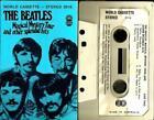 The Beatles Album Rock Music Cassettes
