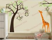Unisex Nursery Wall Stickers