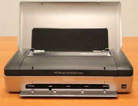 HP Officejet 100 Mobile Printer Great condition