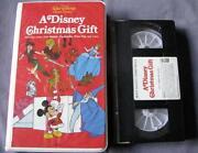 A Disney Christmas Gift VHS