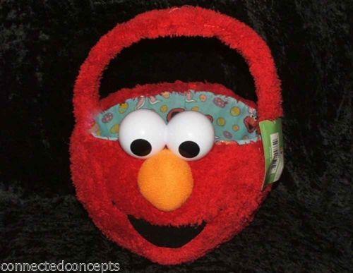 Elmo Easter Basket Ebay