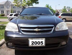 ***2005 Chevrolet Optra LS Wagon***4 Cylinders***